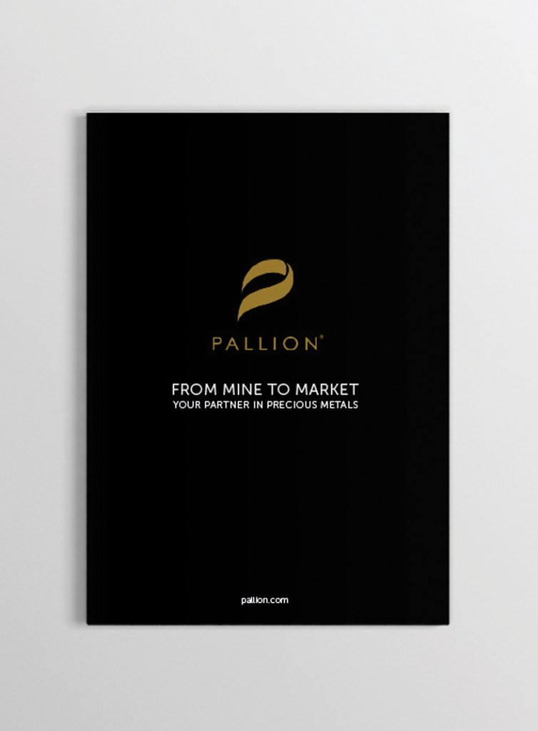 Pallion corporate guide catalogue emma wright em designs print design graphic design parramatta