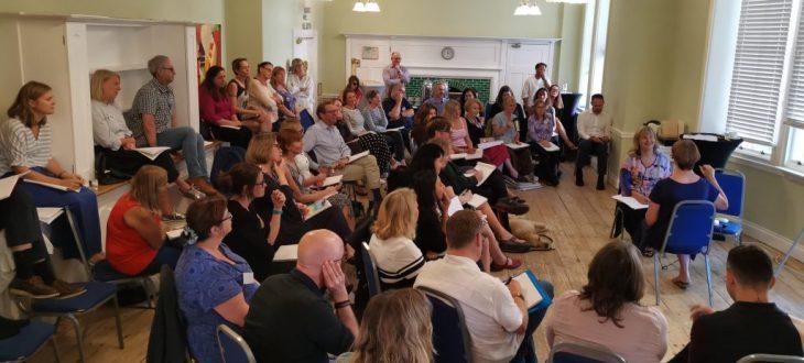 Dr Laurel Parnell EMDR Workshops UK