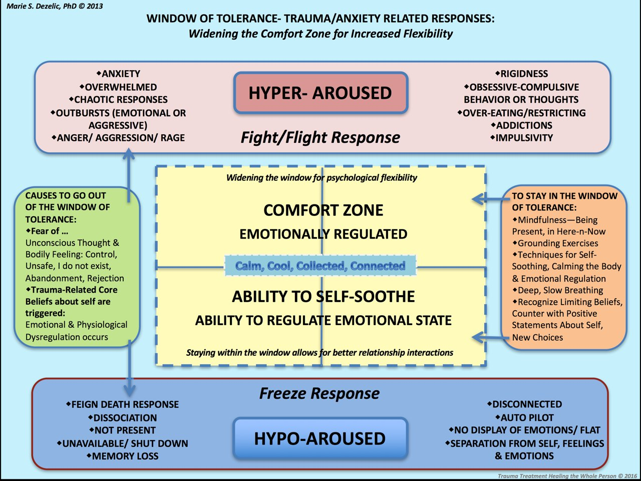 Polyvagal Theory Emdr Therapy Spokane