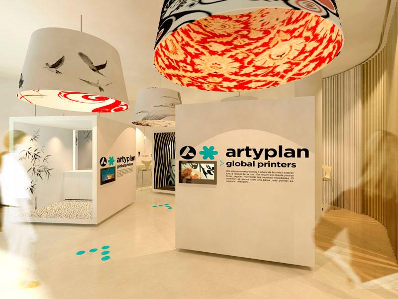 Artyplan - Colaboración con Jordi Marcé arquitectes