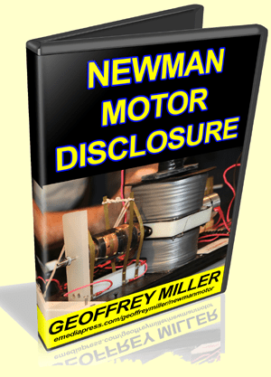 Newman Motor Disclosure by Geoffrey Miller
