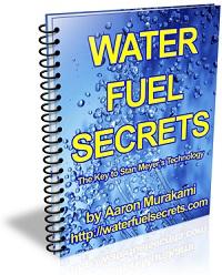 Water Fuel Secrets