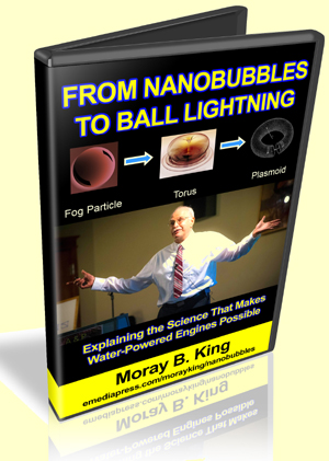 From Nanobubbles to Ball Lightning by Moray B. King
