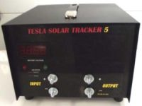 Tesla Chargers Solar Tracker 5