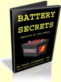 Battery Secrets and Battery Rejuvenation Video Series