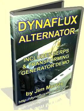 Dynaflux Alternator