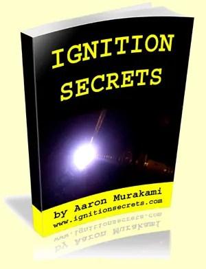 Ignition Secrets Book