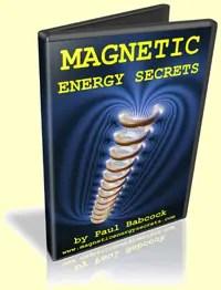 Magnetic Energy Secrets by Paul Babcock