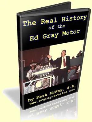 Real History of the Ed Gray Motor