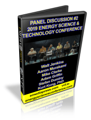 Panel Discussion #2 - 2019 Energy Science & Technology Conference