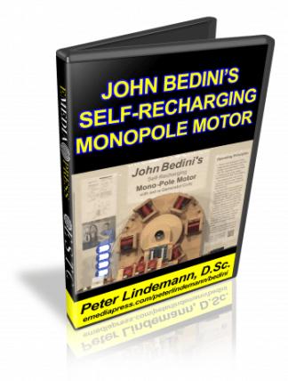 John Bedini's Self-Recharging Motor