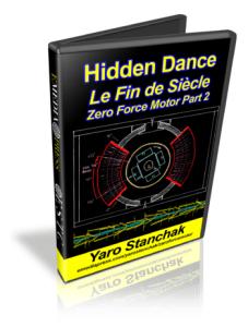 Hidden Dance - Zero Force Motor Part 2 by Yaro Stanchak