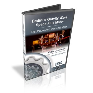 Bedini's Gravity Wave Space Flux Motor - Disclosure And Demonstration by Peter Lindemann