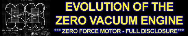 Zero Force Motor by Yaro Stanchak