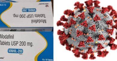 modafinil as covid-19 recovery drug