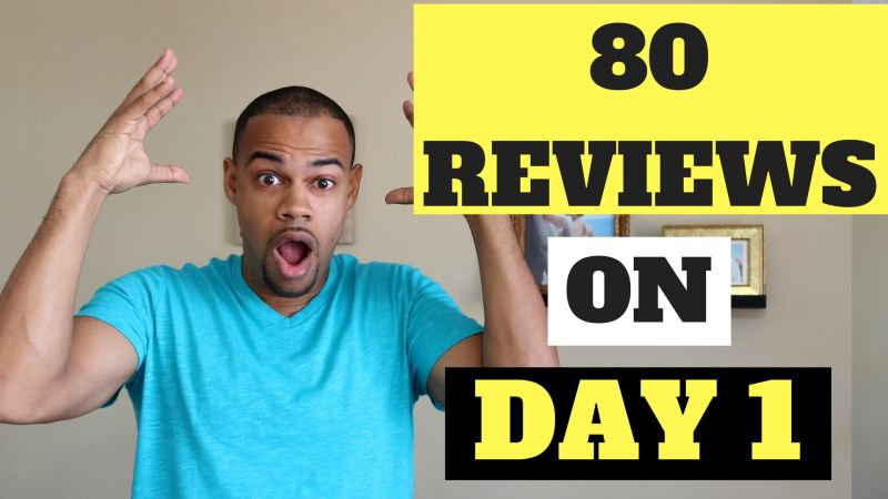 How to Launch a Book with 80 Amazon Reviews On Day One!
