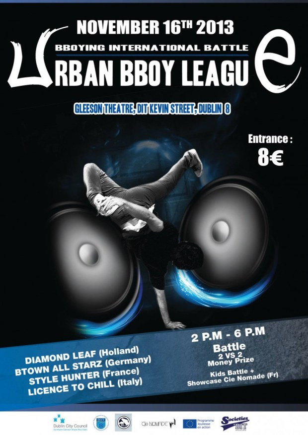 Urban Bboy League