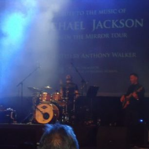 Michael Jackson Irish Tour