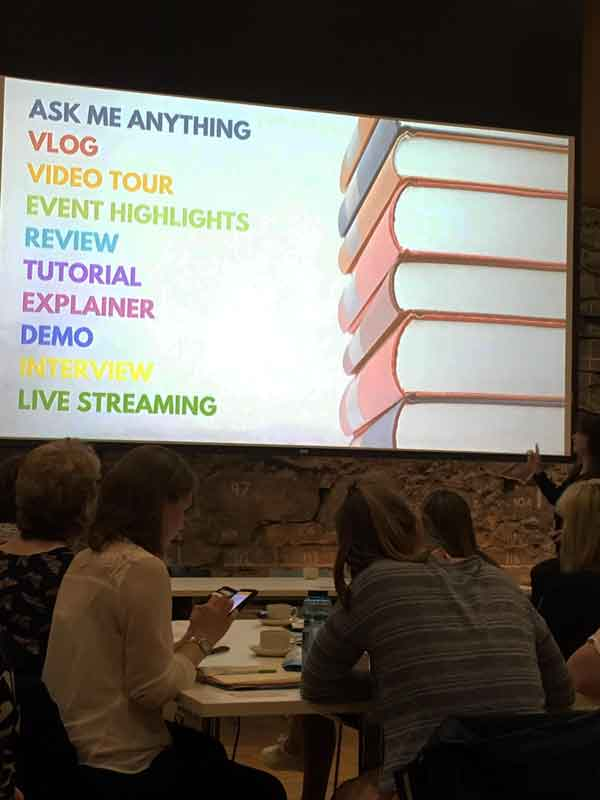 Gaining the edge in business: Tips for using Video and Networking