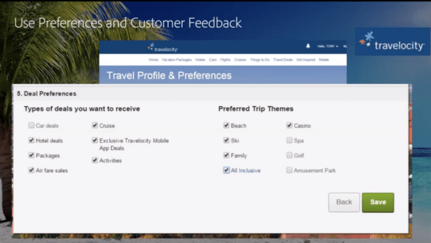 User Preferences and Customer Feedback