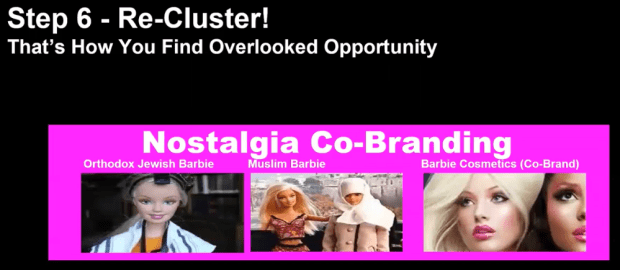 Re-cluster!