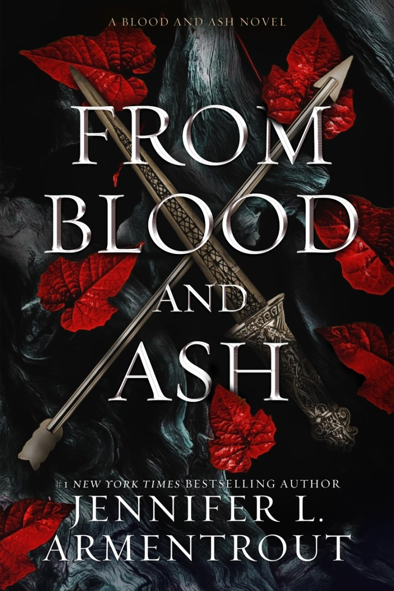 from blood and ash cover book review