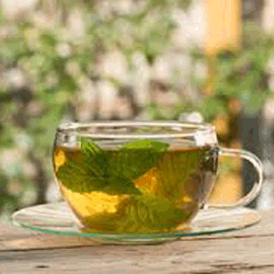 Ingredients | Chamomile Peppermint Infused