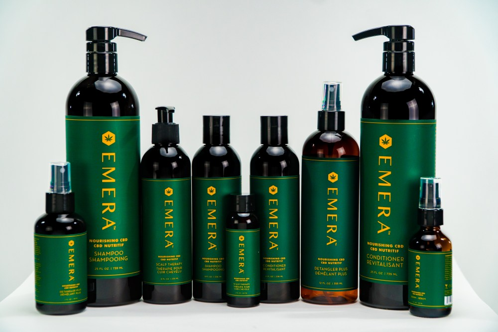 EMERA CBD Nourishing Haircare | Blog