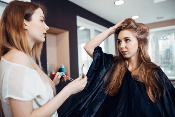 Speak to your stylist about the results you want | Honest Communication