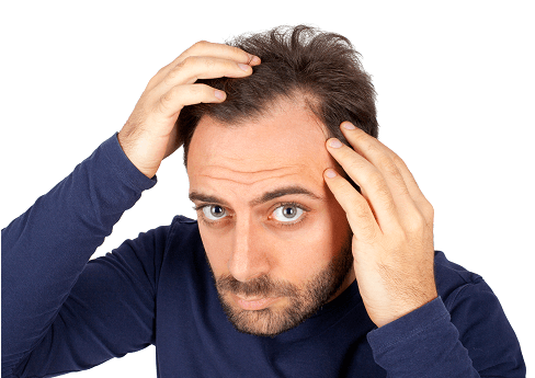 Why men should use cbd in their hair care routine | CBD helps men with baldness