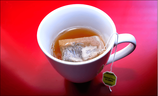 Green Tea is a natural hair care remedy