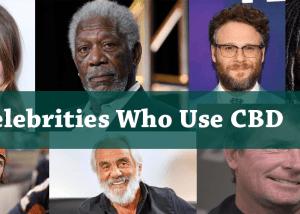 Celebrities who use CBD | Main Image