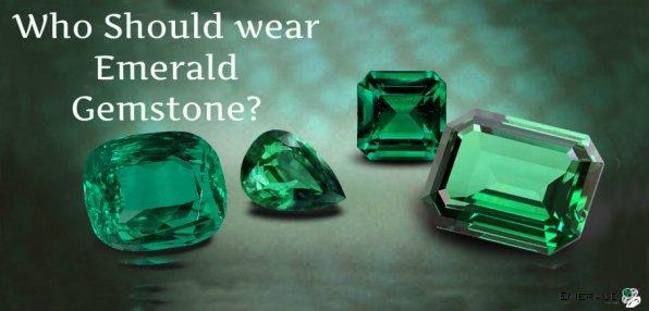 who should wear emerald Gemstone
