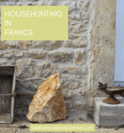 Emerald & Jade Loves - Househunting in France