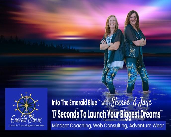 mindset coaches sheree and jaye - image