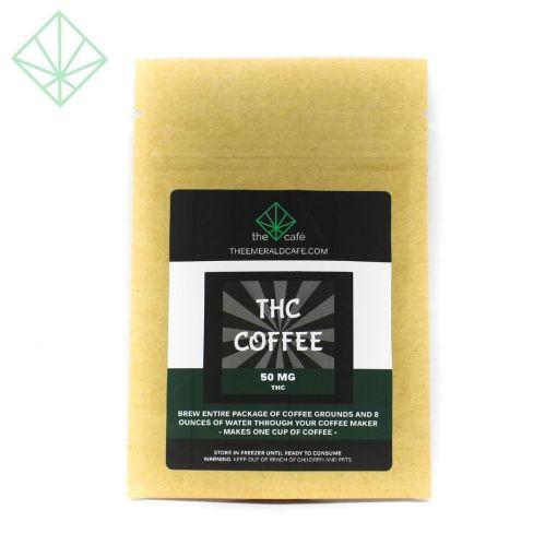 THC Coffee (50mg)