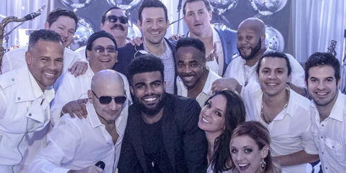 Best Live Party Cover Band For Weddings Amp Events Emerald