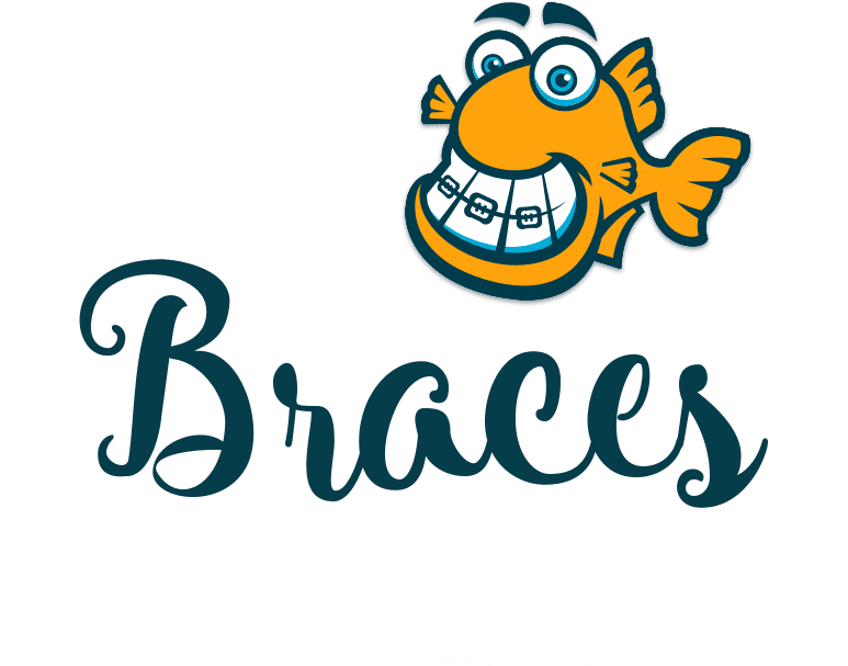 Braces for Everyone written words over, Fishbein Orthodontics