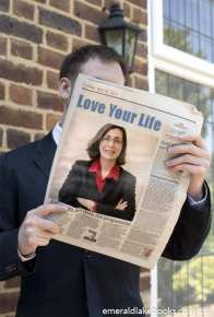 Newspaper - Love Your Life