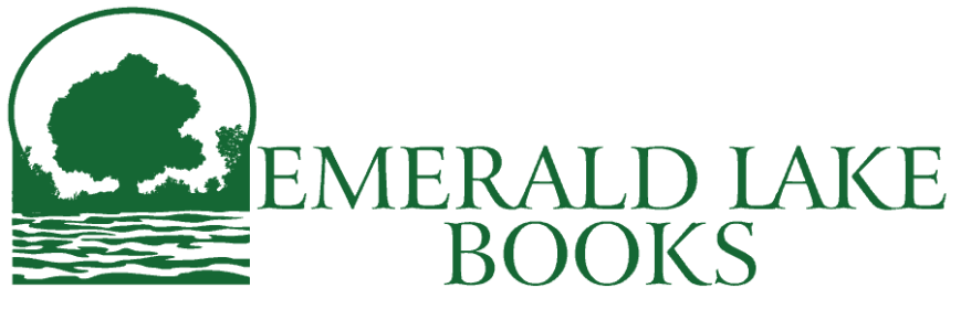 Emerald Lake Books horizontal logo