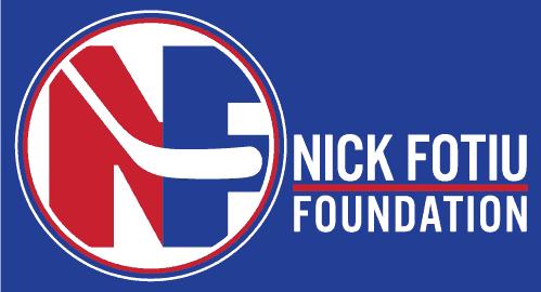 Nick Fotiu Foundation logo
