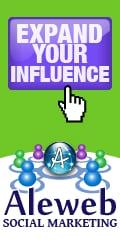 Newsletter ad - Aleweb Social Marketing