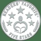 Readers Favorite 5-star medal