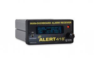 Man-Overboard alarm