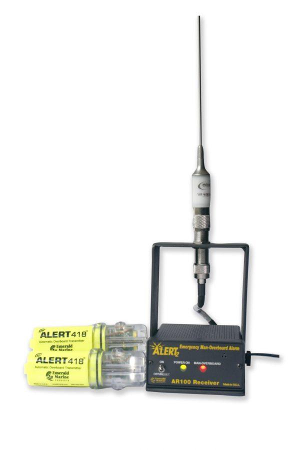 ALERT Portable DIY ManOverboard Alarm System