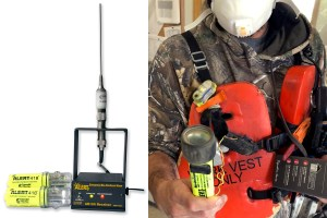ALERT Portable DIY Alarm System