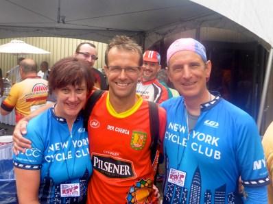 Paula, Bob and Timothy