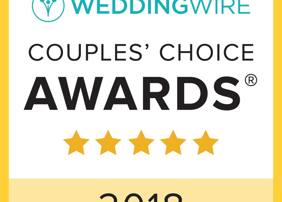 Emerald Stone Photography Honored for Excellence in 10th Annual WeddingWire Couples' Choice AwardsⓇ