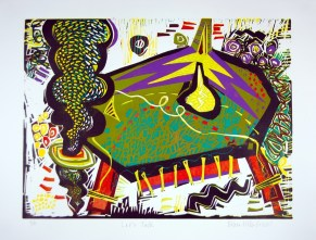 Eileen Nolan Kressel - Let's Talk, Print
