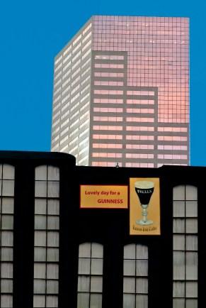 Vince Ferguson - Lovely Day for A Guinness - Digital Image